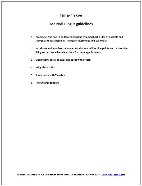 toe-nail-fungus-guidelines