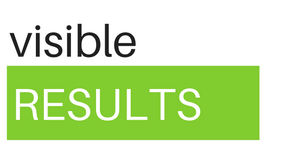 visible results