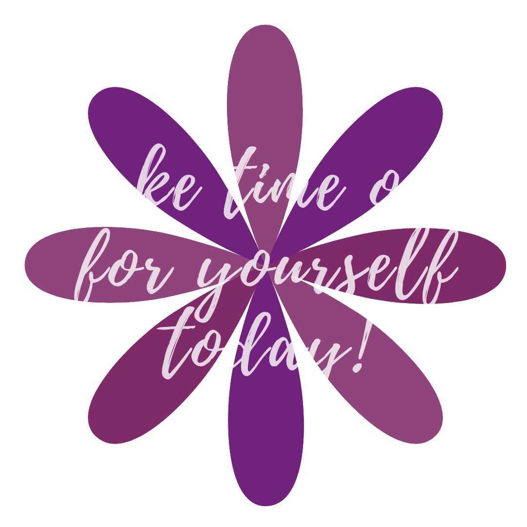 take time out for yourself today!